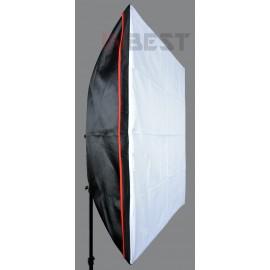 SOFTBOX 60x90cm +2 DYFUZORY