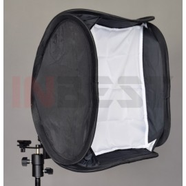 SOFTBOX REPORTERSKI 3D 60x60cm do LAMP z FUTERAŁEM