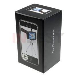 OBIEKTYW TELE KONWERTER 8x do iPhone 4/4s