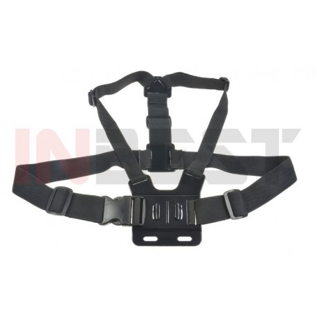 SZELKI UCHWYT CHEST MOUNT do KAMER GoPro HERO