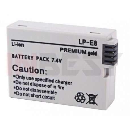Akumulator CANON LP-E8
