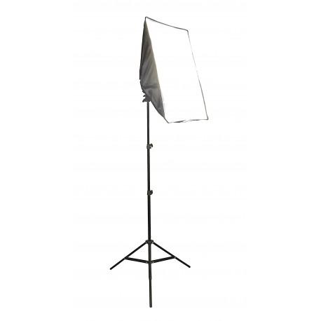 LAMPA SOFTBOX 50x70cm GOTOWY ZESTAW 2000W 220cm