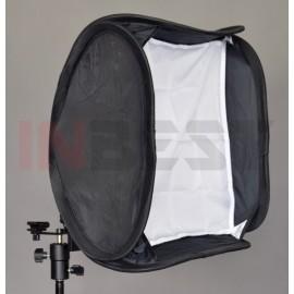 SOFTBOX REPORTERSKI 3D 60x60cm do LAMP z FUTERAŁEM