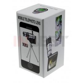 OBIEKTYW TELE KONWERTER 12x do iPhone 4/4s/5
