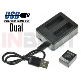 ŁADOWARKA DUAL USB AHDBT-401 do GoPro HERO 4