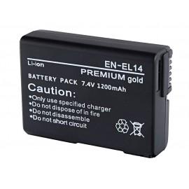 Akumulator NIKON EN-EL14