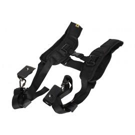PASEK SZELKI Strap Dual na dwa 2 aparaty NL-QD