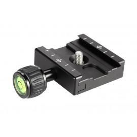 Adapter Szybkozłączka 50mm do głowicy ARCA SWISS
