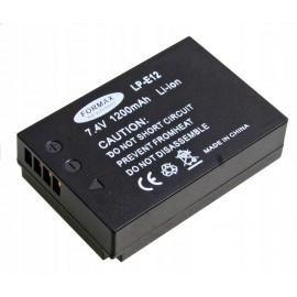Akumulator Bateria LP-E12 do CANON M / M2 / 100D