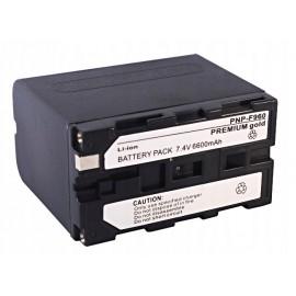 AKUMULATOR NP-F960 NP-F970 VX2000 VX2100 FX1 CHIP