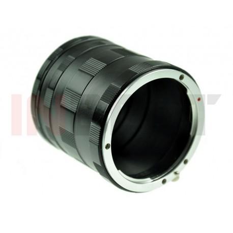 Pierściene pośrednie do Canon EOS