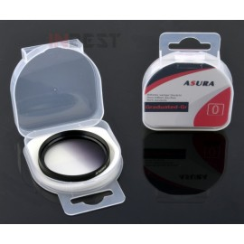 Filtr połówkowy szary 55mm ASURA